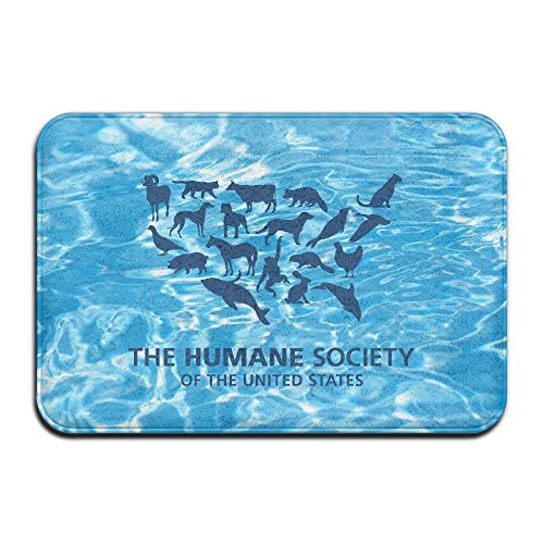 The Humane Society Of The United States Durable Non-slip Doormat,size60cm*40cm (Costume Stores Cleveland)