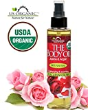 Bulgarian Rose Body Oil 5 oz