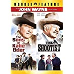 The Sons of Katie Elder and The Shootist Double Feature DVD