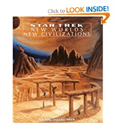 STAR TREK New Worlds, New Civilizations by Michael Jan Friedman
