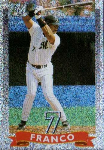 カルビー1998 プロ野球チップス スターカード No.S-26 フランコ
