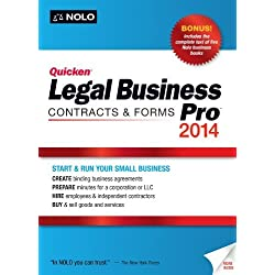 Quicken Legal Business Pro 2014 [Download] [Old Version]