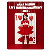 NANA MIZUKI LIVE GAMESACADEMY-RED- [Blu-ray]