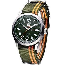 Seiko Sports Military Surplus Watch SRP275J1