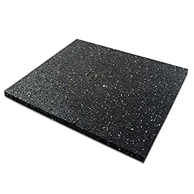 casa pura® Rubber Anti-Vibration Mat | Shock Absorption Pad for Washer, Dryer & Appliances | Available in 2 Sizes