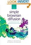 Simple Brownian Diffusion: An Introdu...