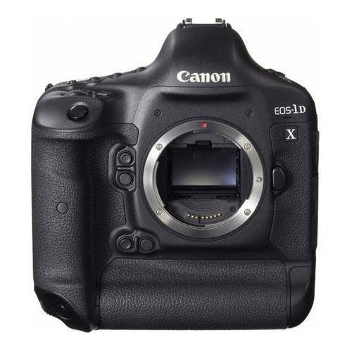 Canon EOS-1D X Digital SLR Camera, 18.1 Megapixel,