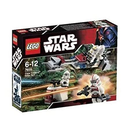 Lego - Star Wars - jeu de construction - Clone Troopers Battle pack