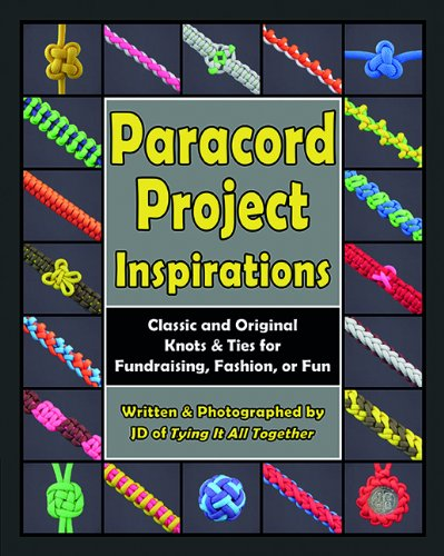 paracord project inspirations classic and original knots