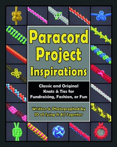 paracord project inspirations classic and original knots