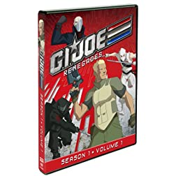 G.I. Joe Renegades: Season One, Vol. 1