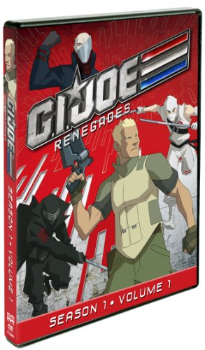 Cover art for  G.I. Joe Renegades: Season One, Vol. 1