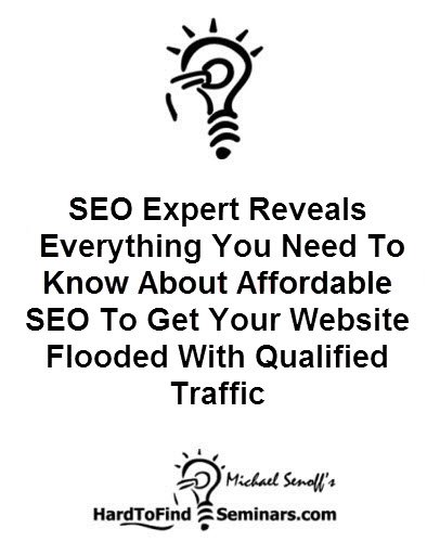 SEO Expert Reveals   Everything You Need To Know About Affordable SEO To Get Your Website Flooded With Qualified Traffic