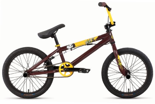 SE Wildman Street BMX Bike SE Brown 18