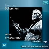 J.S.�Хå� : �ա����ε�ˡ �֥���ȥ�ץȥ���14�� | �Х�� : ��ū���ĸ� | �ޡ��顼 : ����� ��5�� (Mahler : Symphony No.5 | Bach : Die Kunst der Fuge / Hermann Scherchen | Orchestre National de l'ORTF) [Live Recording]