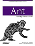 img - for Ant: The Definitive Guide by Jesse Tilly (2002-05-15) book / textbook / text book