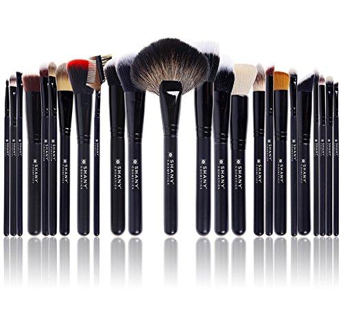SHANY Pro Signature Brush Set 24 Pieces Handmade N…
