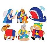 Pinocchio Hand Puppets Set