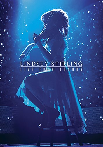 Original album cover of Live From London by Lindsey Stirling