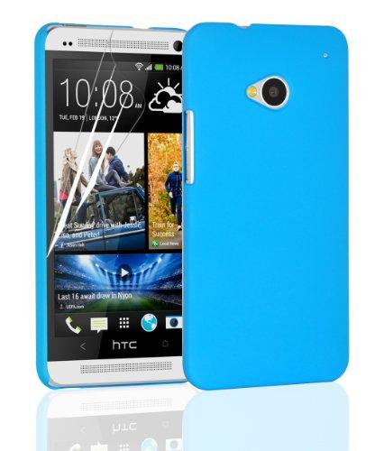 jammylizard-custodia-hybrid-back-cover-per-htc-one-m7-azzurra