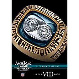 NFL America's Game: 1973 DOLPHINS (Super Bowl VIII)