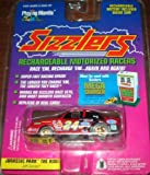 Sizzlers 1/64 Scale Jurassic Park The Ride Jeff Gordon #24 NasCar 1997 Chevrolet Monte Carlo Race Car (1997 Playing Mantis)