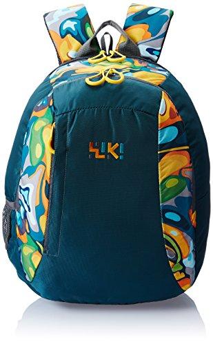 Wildcraft-helio-green-backpack