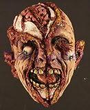 Treasure Mart 恐怖 目玉と脳みそが見えるリアルマスク 心臓が止まりそうなくらい怖いです お面