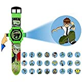 Anshuman BEN 10 24 IMAGE PROJECTOR WATCH GIFT FOR KID