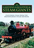 echange, troc Gardens, Gallopers and Steam Giants [Import anglais]