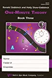 img - for VM15S - One-Minute Theory Bk. 3 - Student Ed. book / textbook / text book