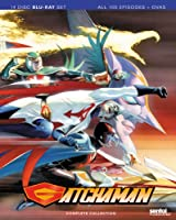 Gatchaman Complete Collection [Blu-ray] from Section23 Films