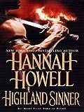 Highland Sinner (Zebra Historical Romance)