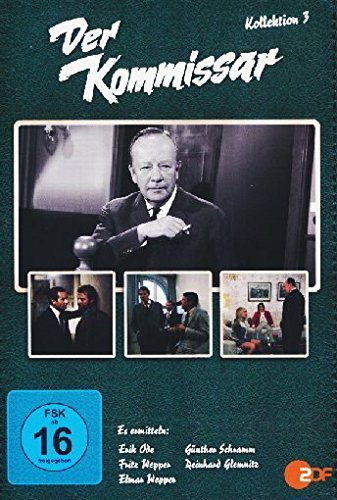Der Kommissar: Kollektion 3 [6 DVDs]