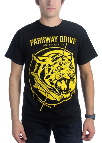 Parkway Drive -  T-shirt - Uomo As Shown Small