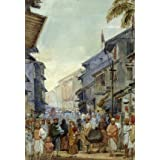 A Street Scene Sunrise, by William Carpenter (Print On Demand)