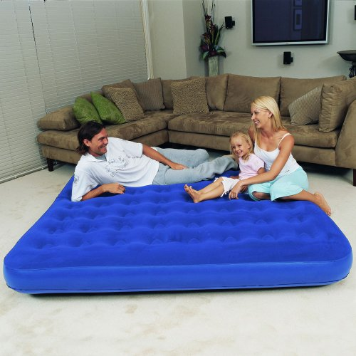 Bestway Comfort Quest King Size Inflatable Air Bed New