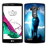 img - for God Garden - FOR LG G4 - Wolf Wolves - Case Cover Protection Design Ultra Slim Snap on Hard Plastic book / textbook / text book