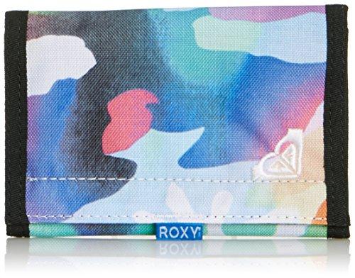 Roxy Beach Glass ERJAA03006, Portafogli Donna, Rosa (TRADITIONNAL CAMO_CALLYPSO)