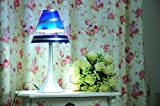 HNT Amazing Hover Lamp Floating Light LED Table Lamp with Rotation Function Blue