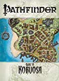 img - for Pathfinder Chronicles: Guide to Korvosa (Pathfinder Chronicles Supplement) book / textbook / text book