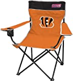 NFL Cincinnati Bengals Coleman Folding Chair With Carrying Case