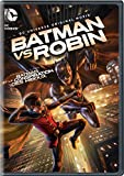 Batman vs Robin (Bilingual)