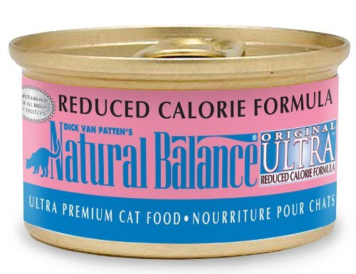 Natural Balance Pet Food Original Ultra Reduced Calorie Form