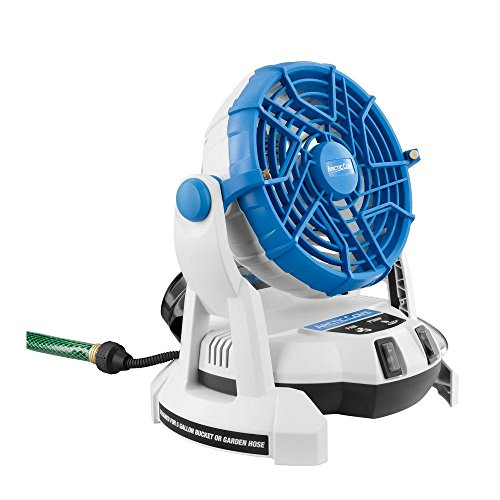 Arctic Cove MBF018 18-Volt Bucket Top Misting Fan (18v Bucket Top Misting Fan compare prices)