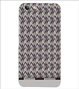 PrintDhaba Pattern D-1566 Back Case Cover for LENOVO VIBE K5 PLUS (Multi-Coloured)