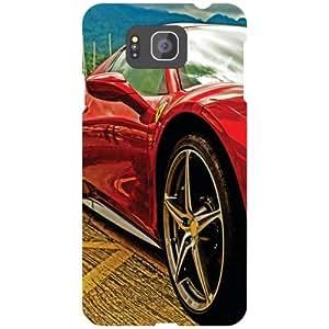Samsung Galaxy Alpha G850 Back Cover - View Designer Cases