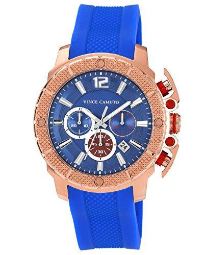 vince-camuto-vc-1019blrg-reloj-para-hombres-correa-de-resina-color-azul