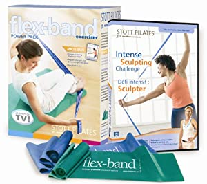 Stott Pilates Flex-Band Kit by Stott Pilates