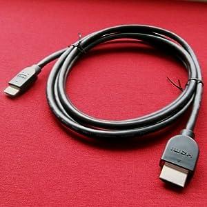 Sony CyberShot DSC-HX5 Camera Compatible MINI HDMI Cable Cord - 5 Feet Black - Bargains Depot®